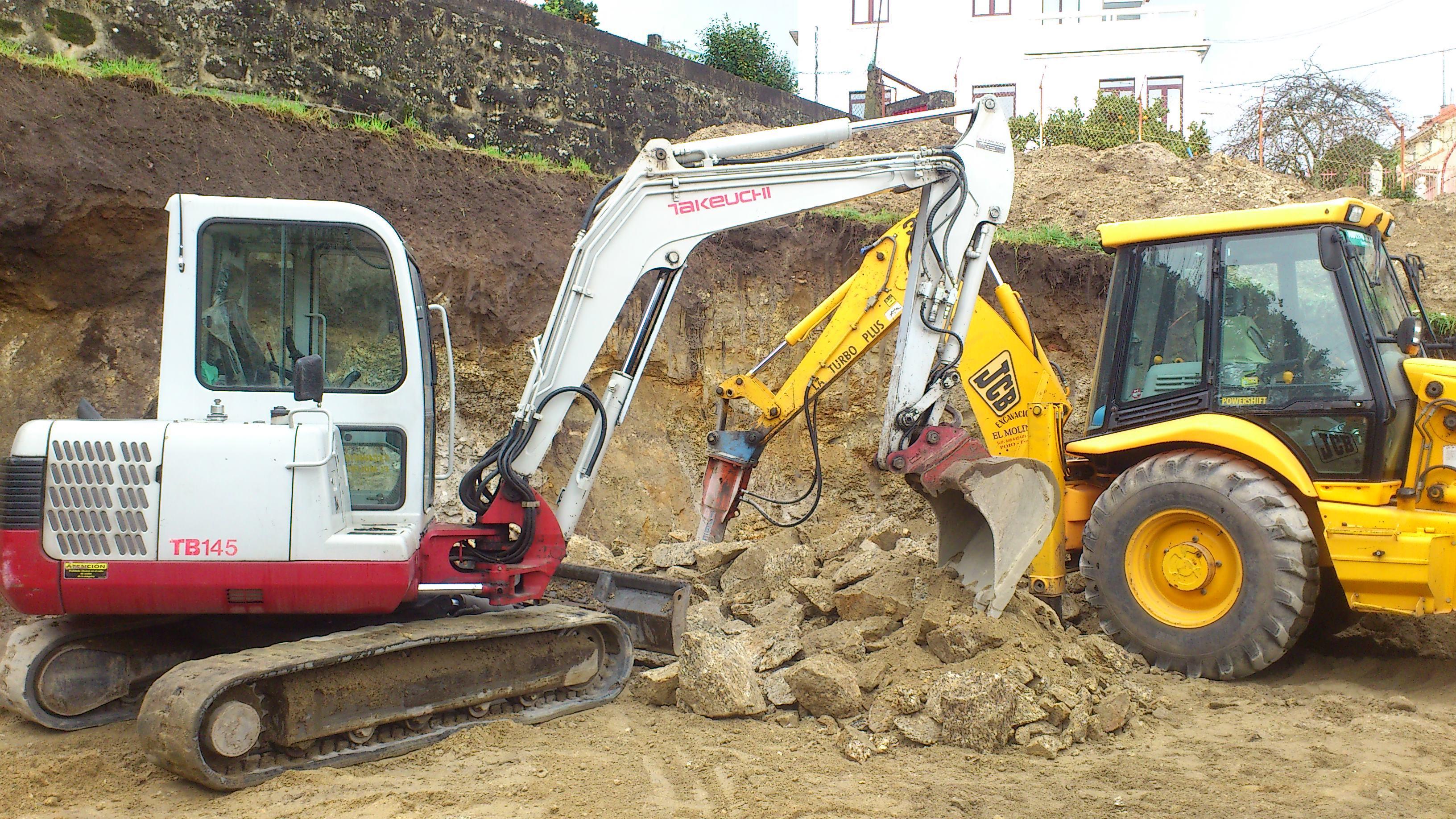 Foto 148 de Excavaciones en  | Excavaciones El Molino, S.L.