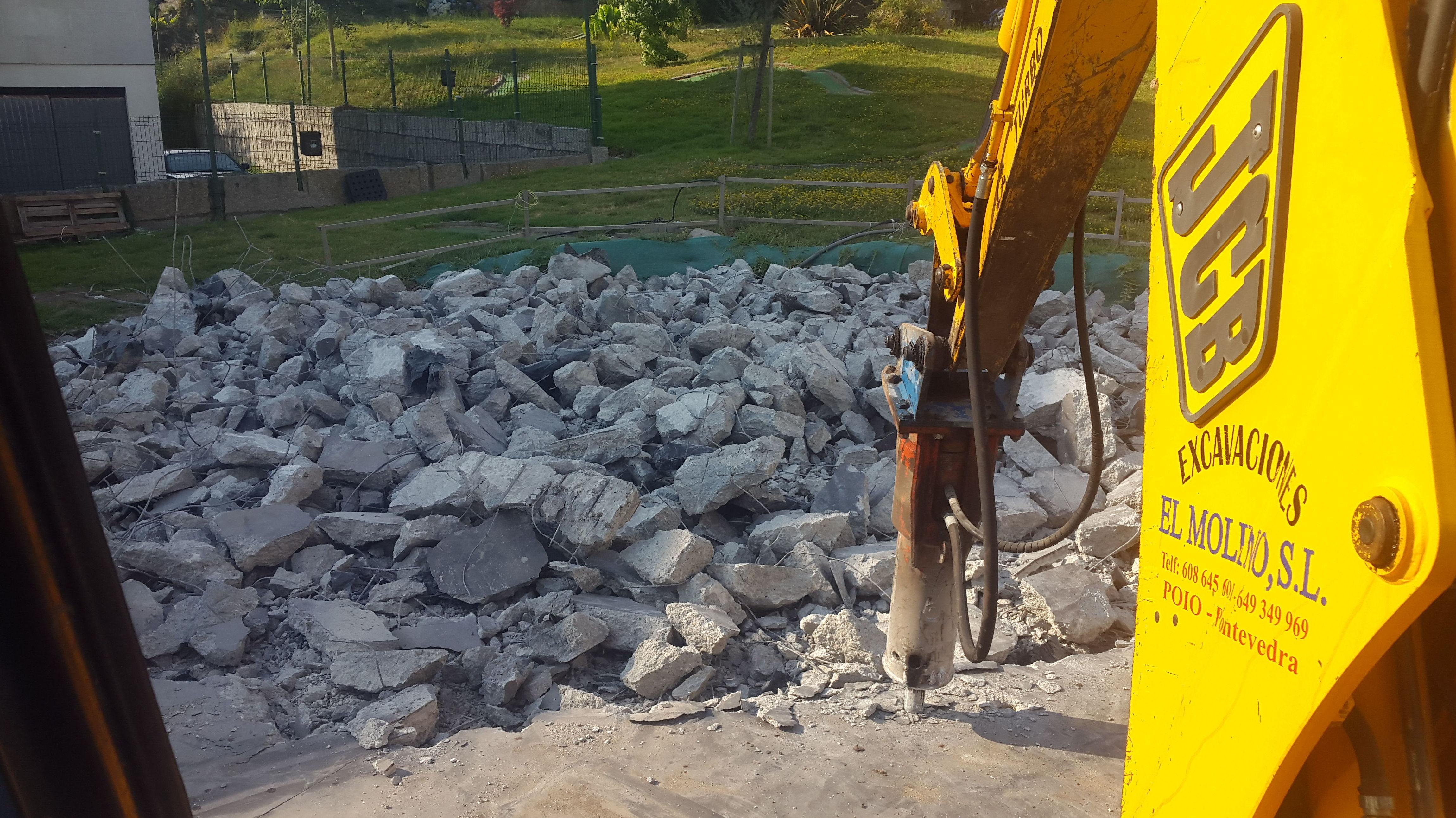 Foto 75 de Excavaciones en  | Excavaciones El Molino, S.L.