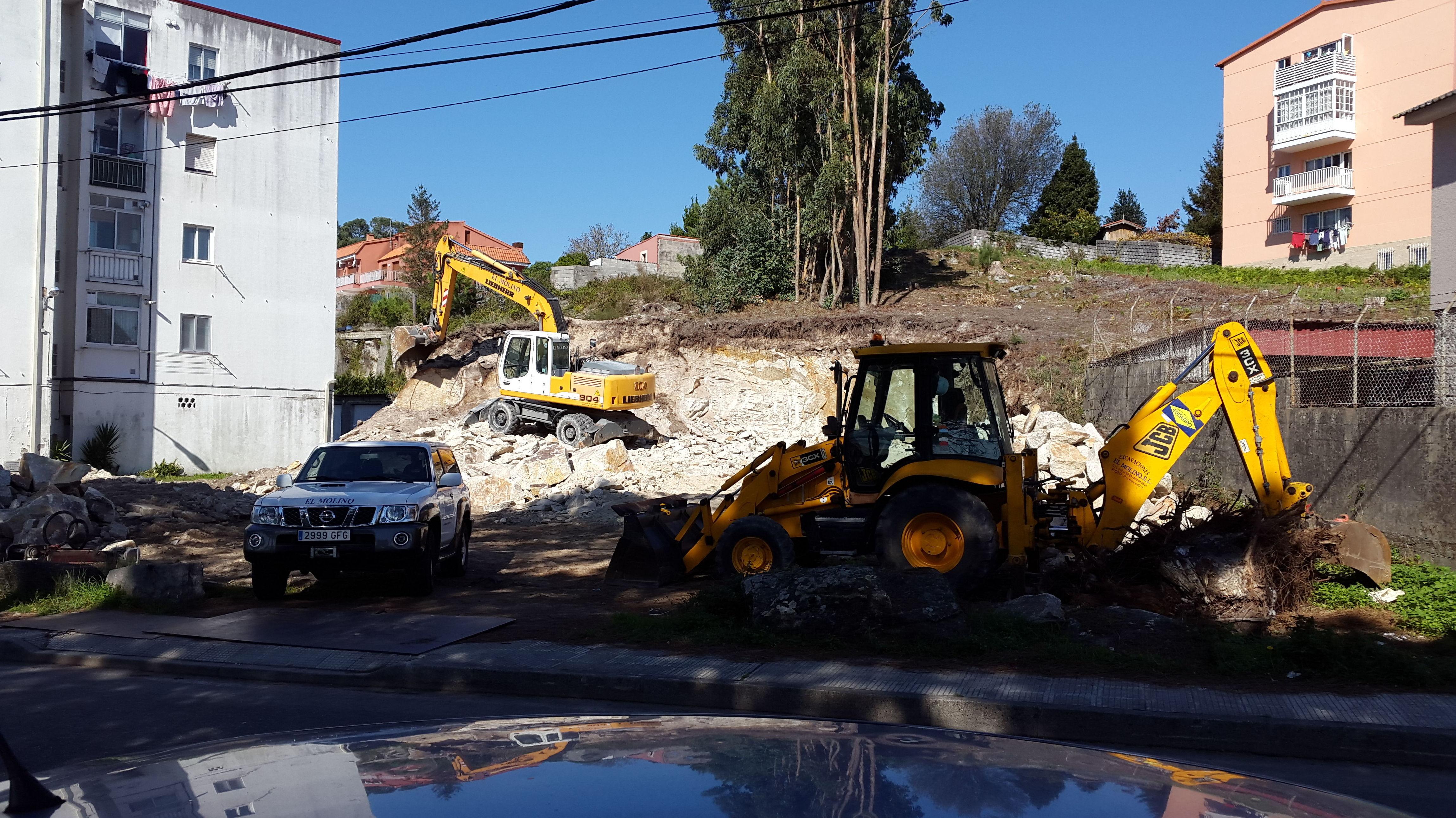 Foto 59 de Excavaciones en  | Excavaciones El Molino, S.L.