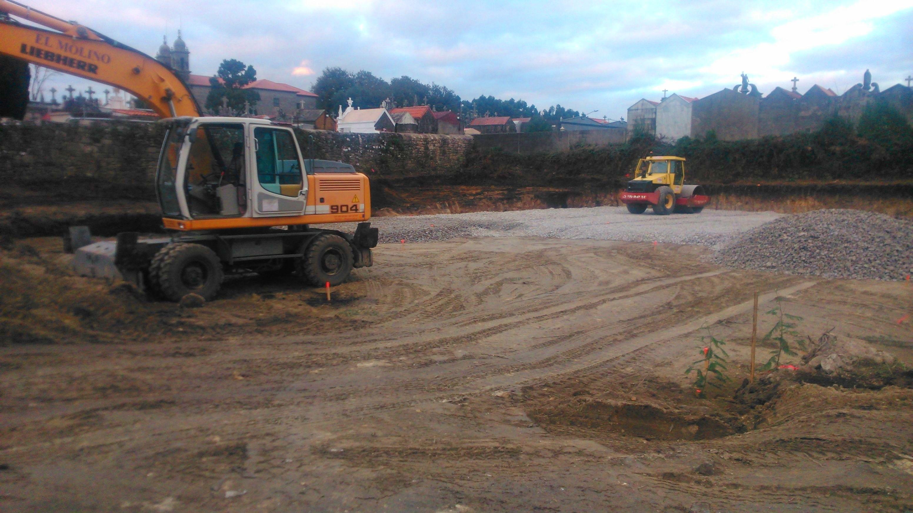 Foto 169 de Excavaciones en  | Excavaciones El Molino, S.L.