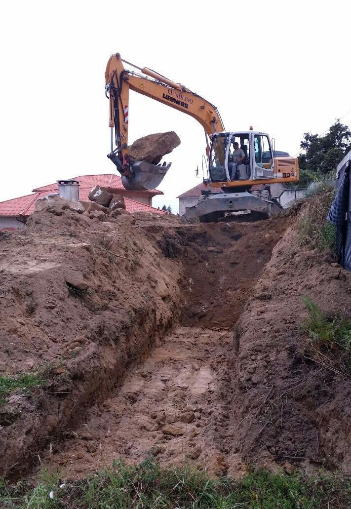 Foto 142 de Excavaciones en  | Excavaciones El Molino, S.L.