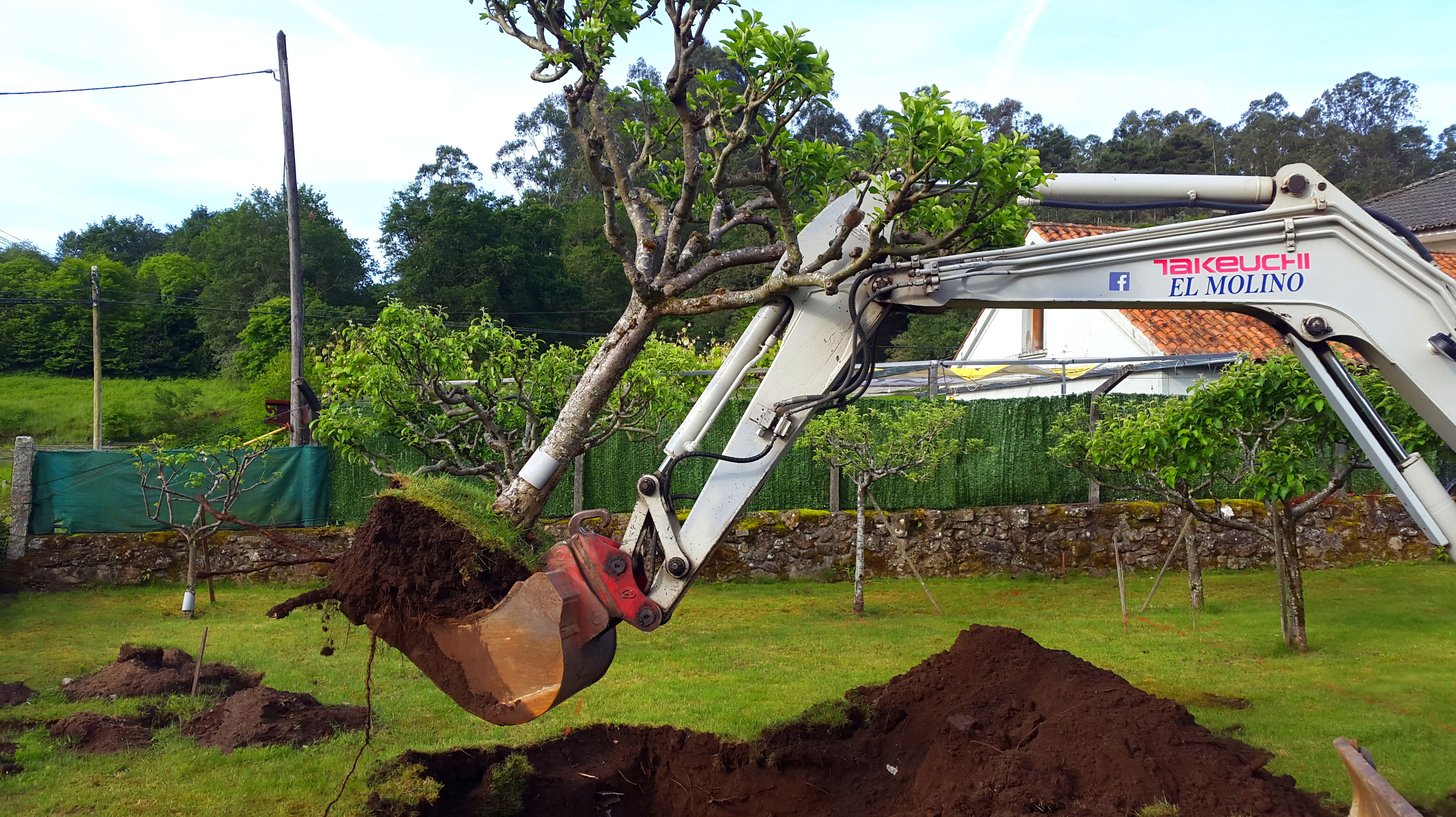 Foto 200 de Excavaciones en  | Excavaciones El Molino, S.L.