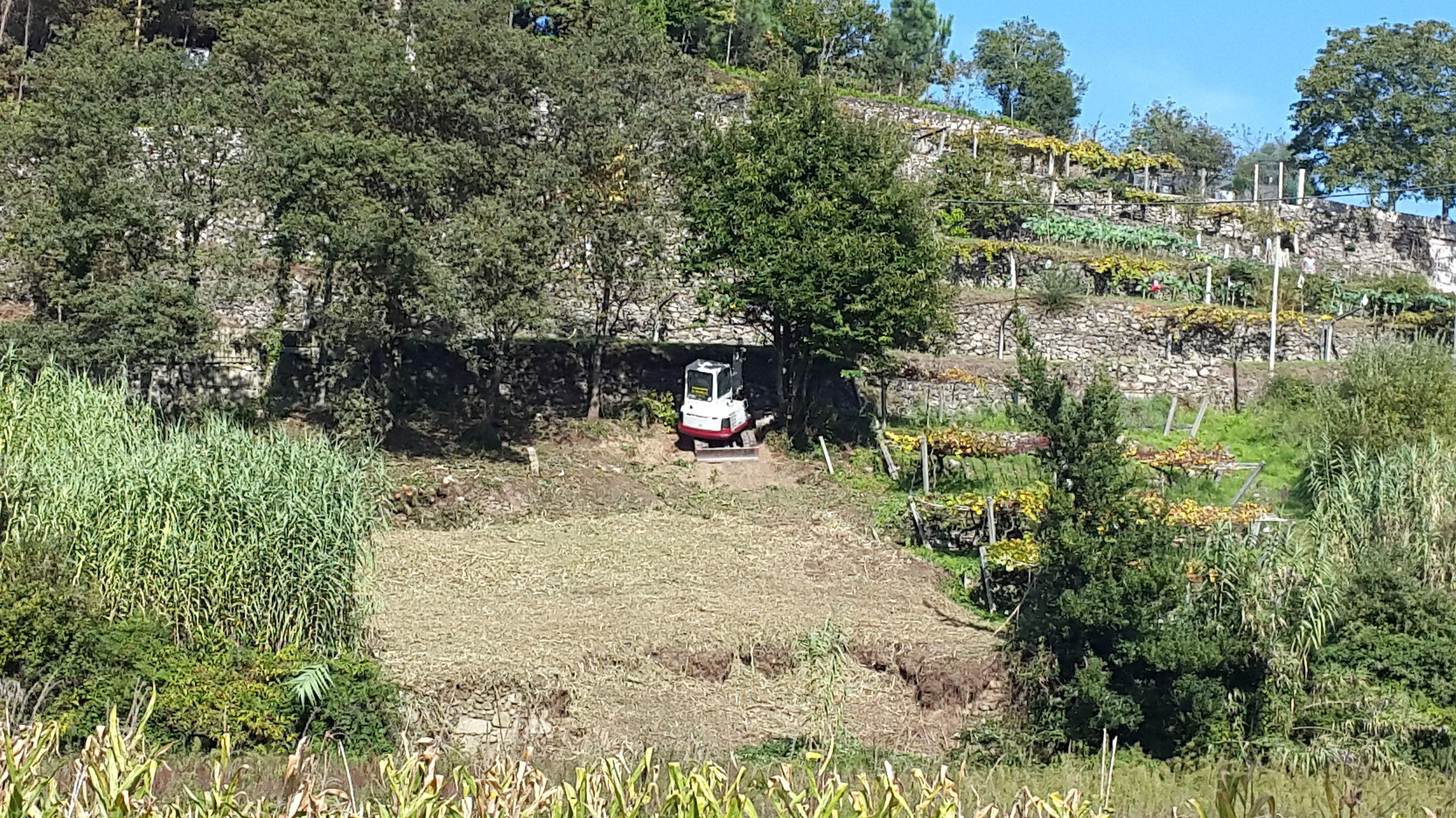 Foto 22 de Excavaciones en  | Excavaciones El Molino, S.L.