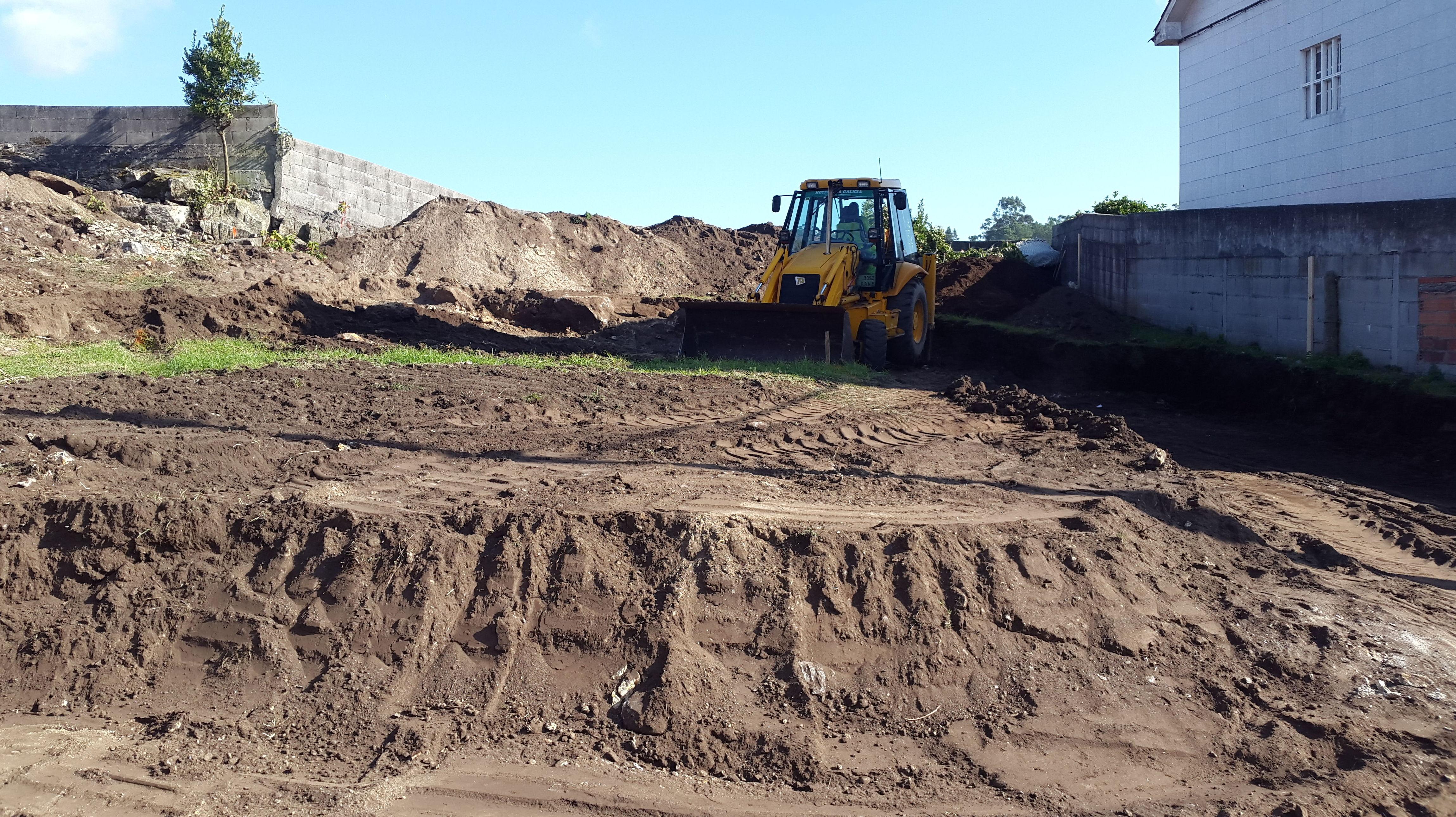 Foto 20 de Excavaciones en  | Excavaciones El Molino, S.L.