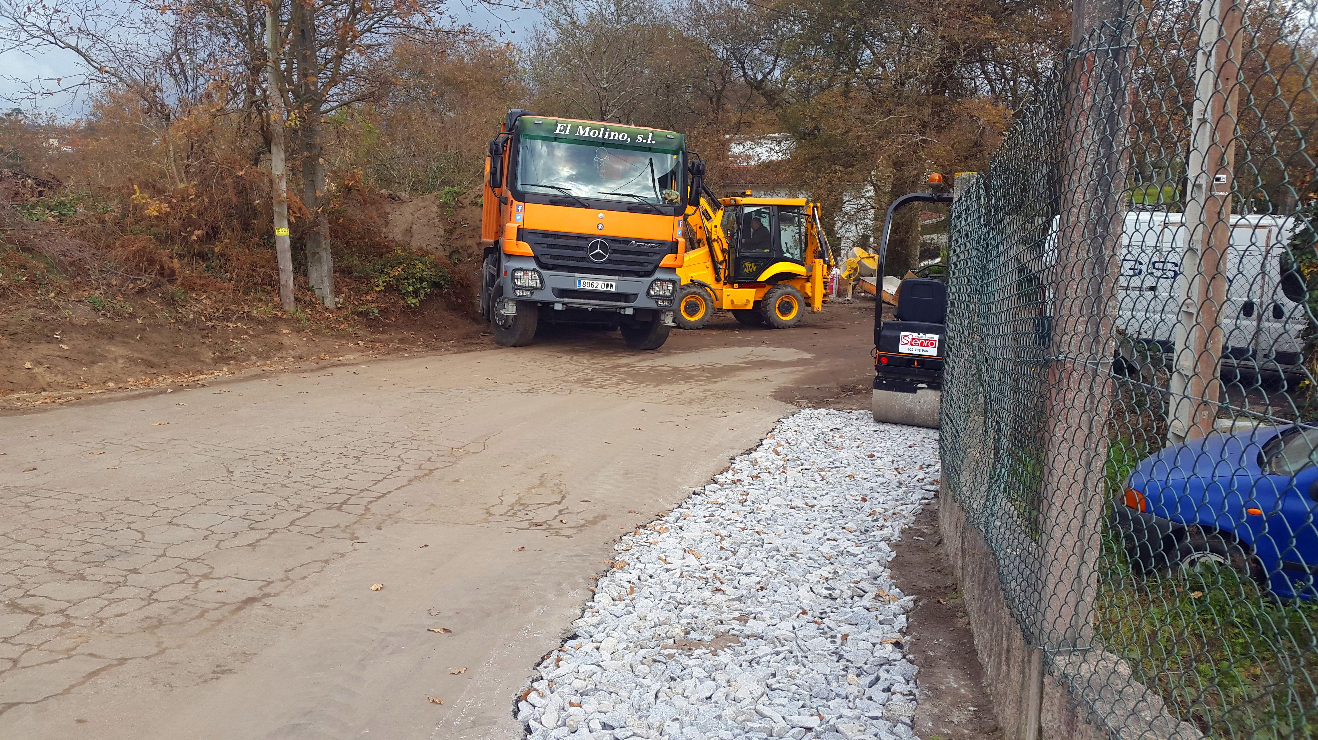 Foto 2 de Excavaciones en  | Excavaciones El Molino, S.L.