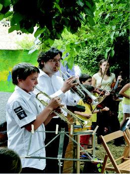 El Carnaval dels animals de Saint Saens.