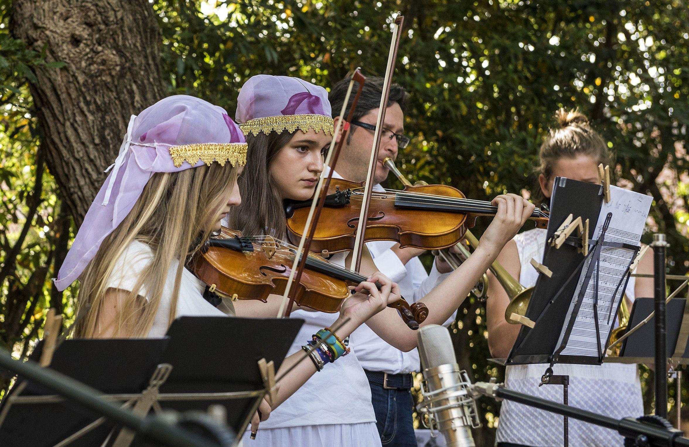 Foto 34 de Escuelas de música, danza e interpretación en Cardedeu | Can Canturri