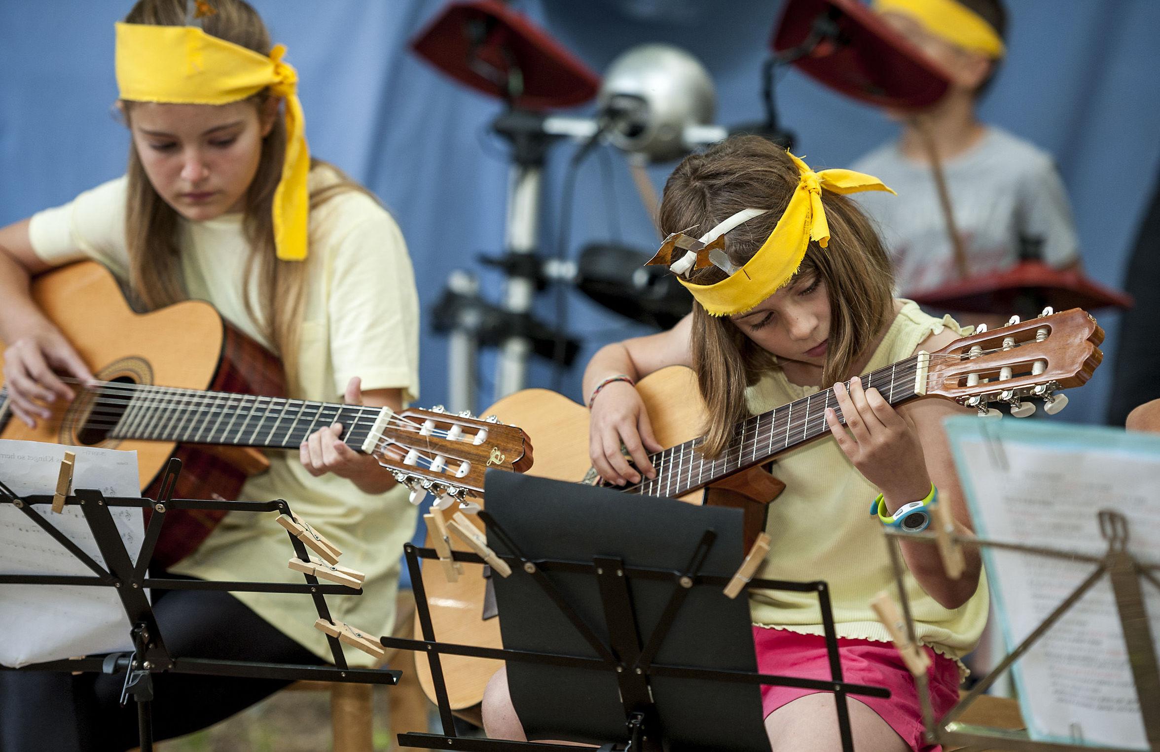 Festival final de curs 2017\u002D18  \u0022La flauta màgica\u0022