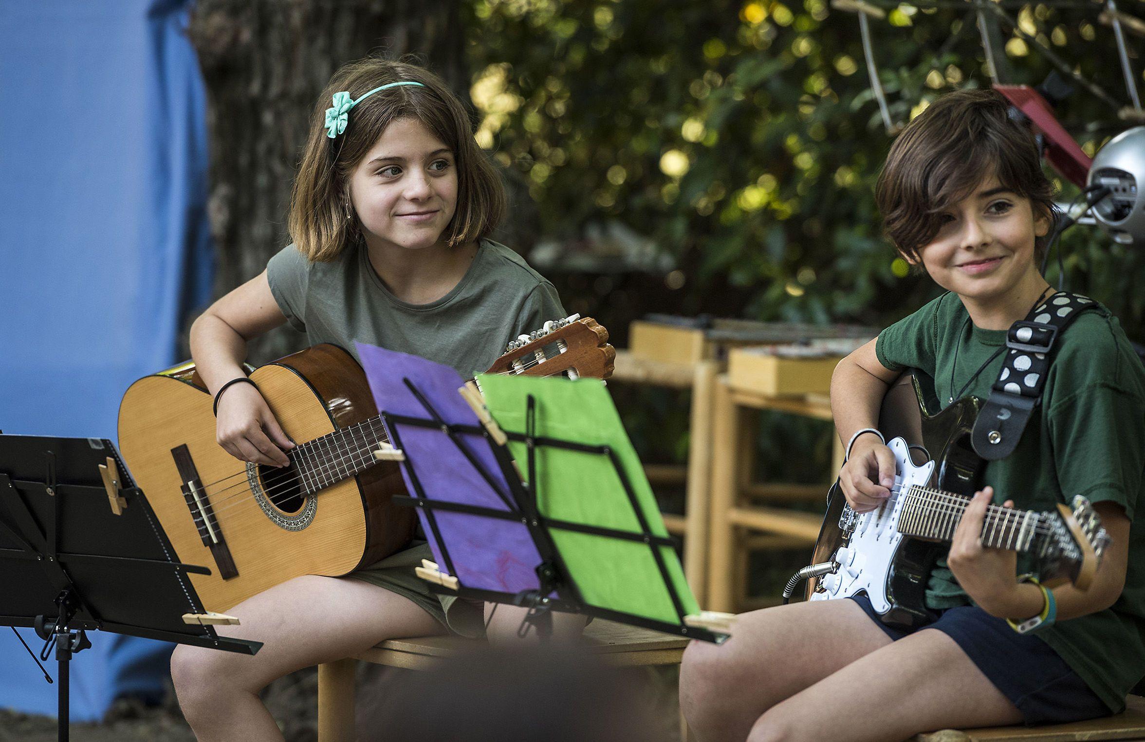 Foto 31 de Escuelas de música, danza e interpretación en Cardedeu | Can Canturri