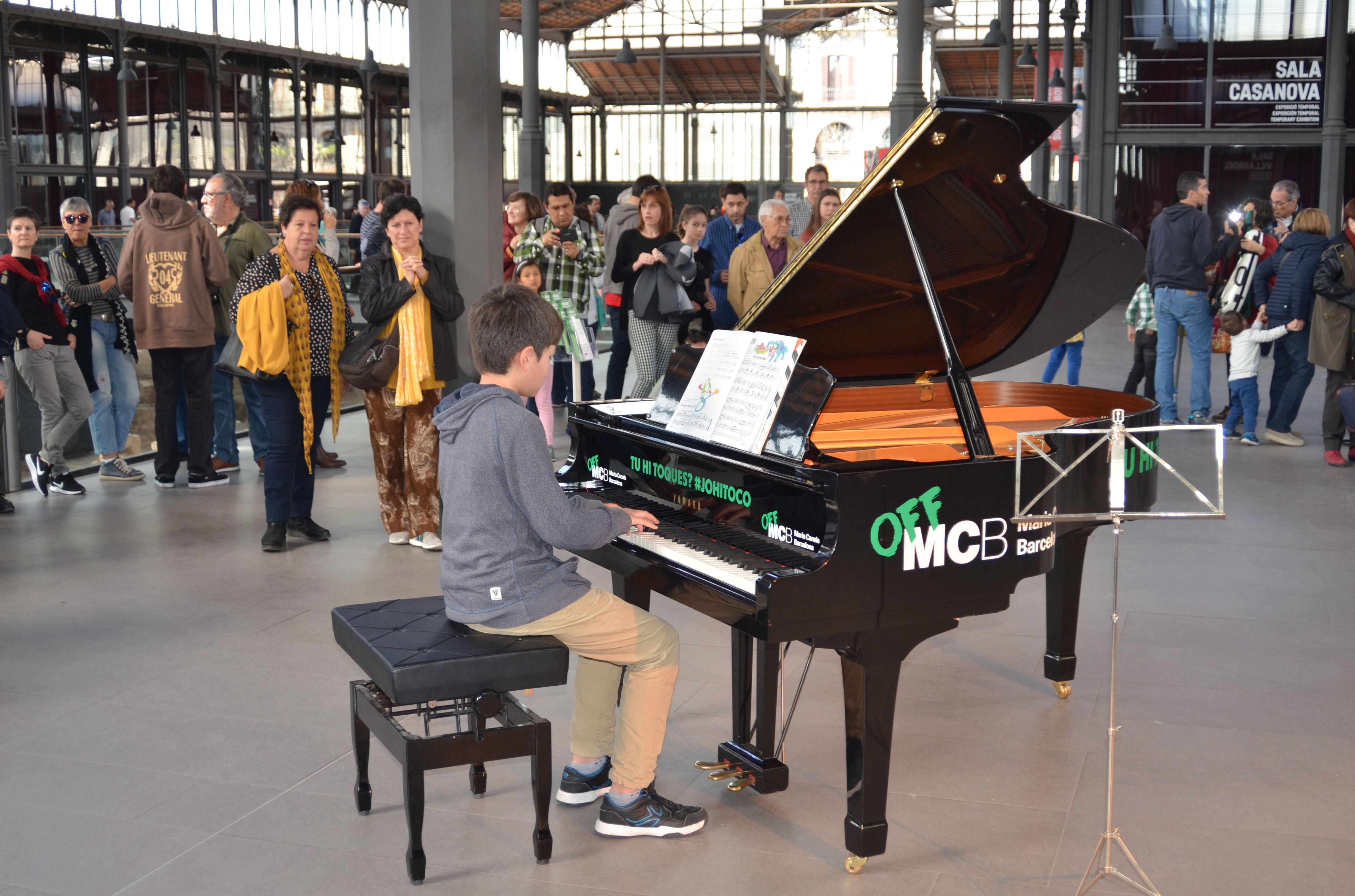 concert al born en el Maria Canals porta cua 2018
