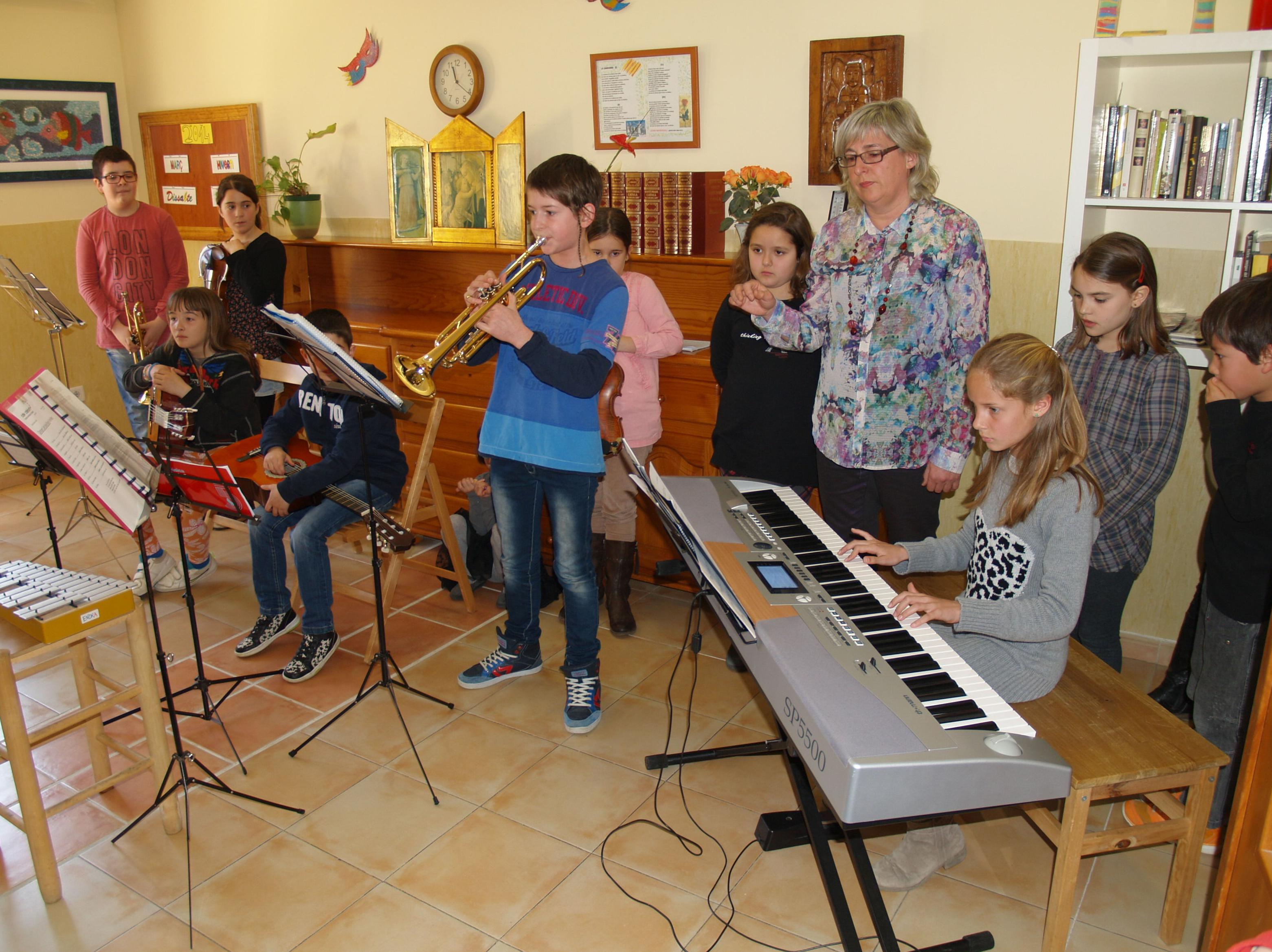 concert residencia d'avis Rumy Març 2014