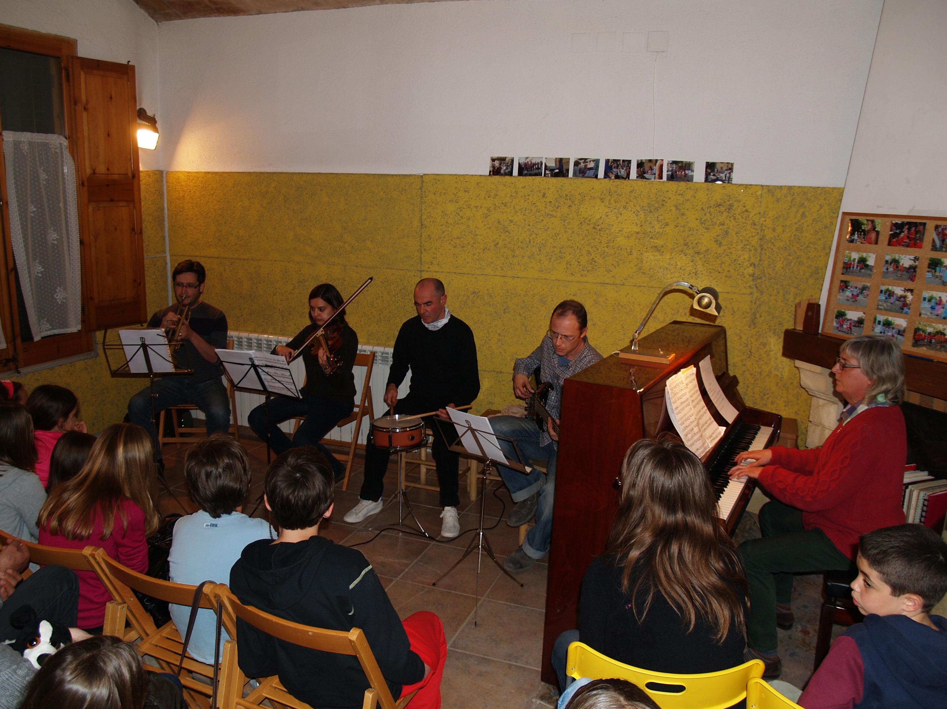 cicle \u0022Música en el temps\u0022 música contemporànea s. XX. Bolero de Ravel