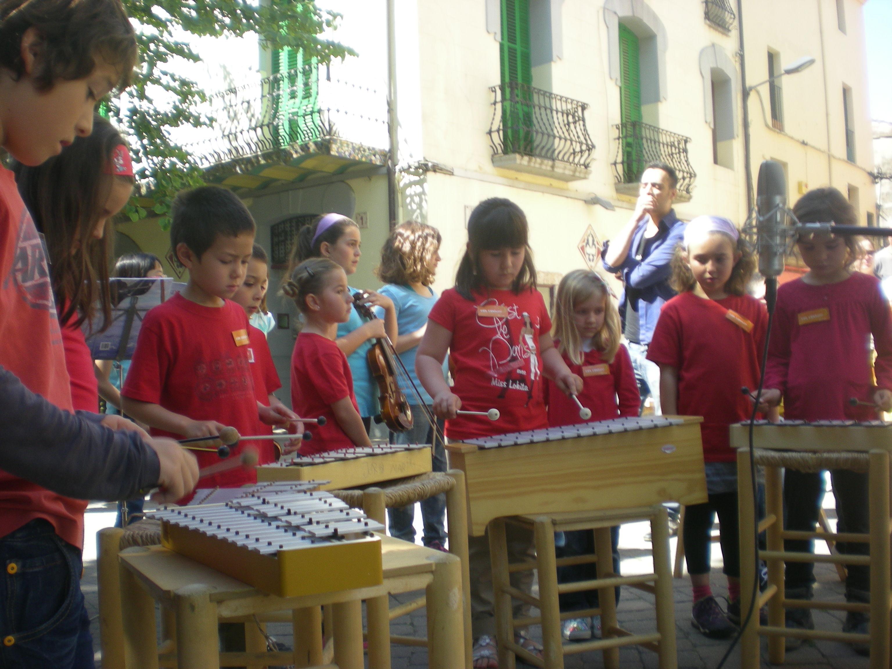 Concert Fira d\u0027artesania Cardedeu juny 2013