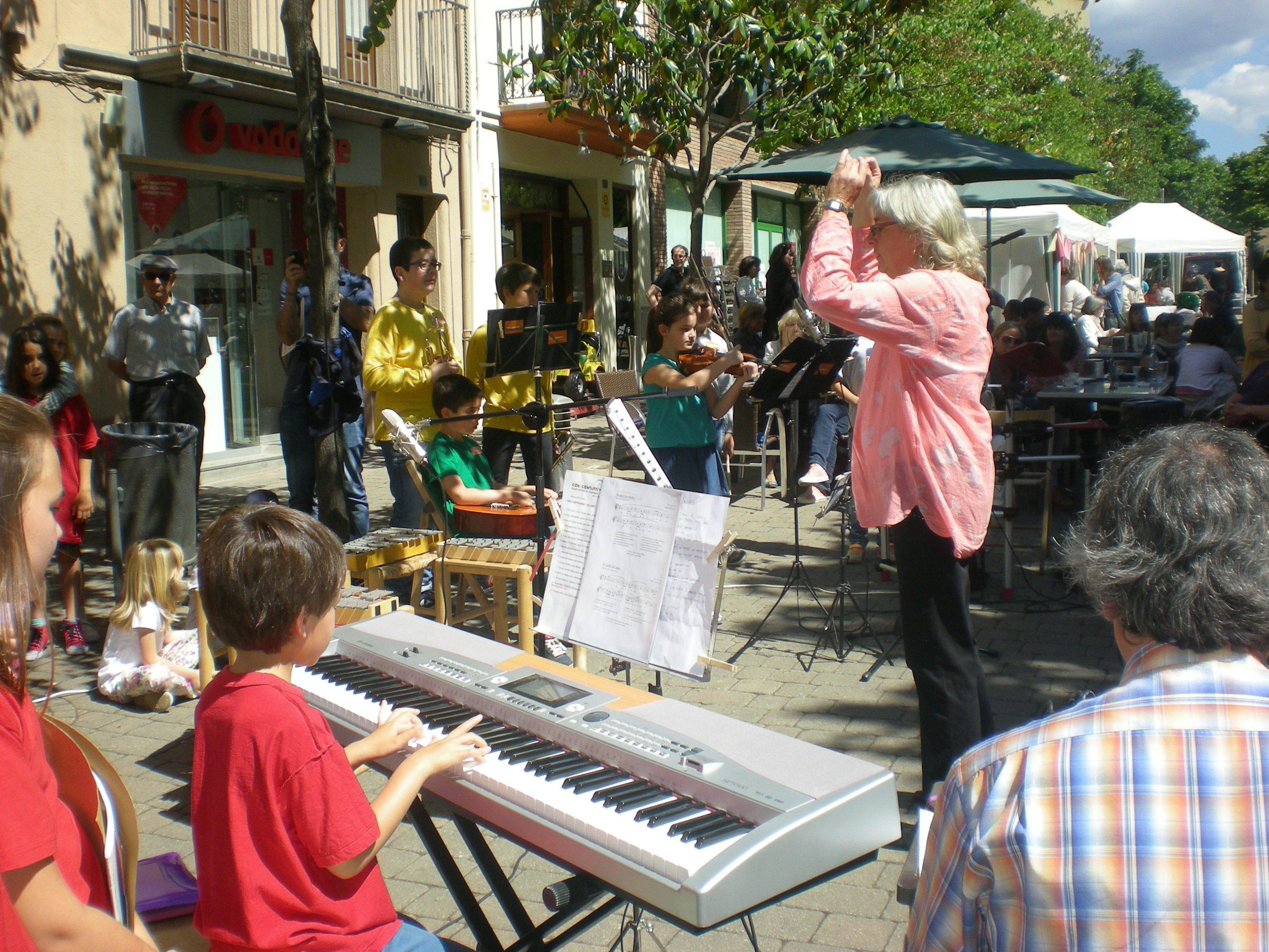 Foto 58 de Escuelas de música, danza e interpretación en Cardedeu |  Can Canturri