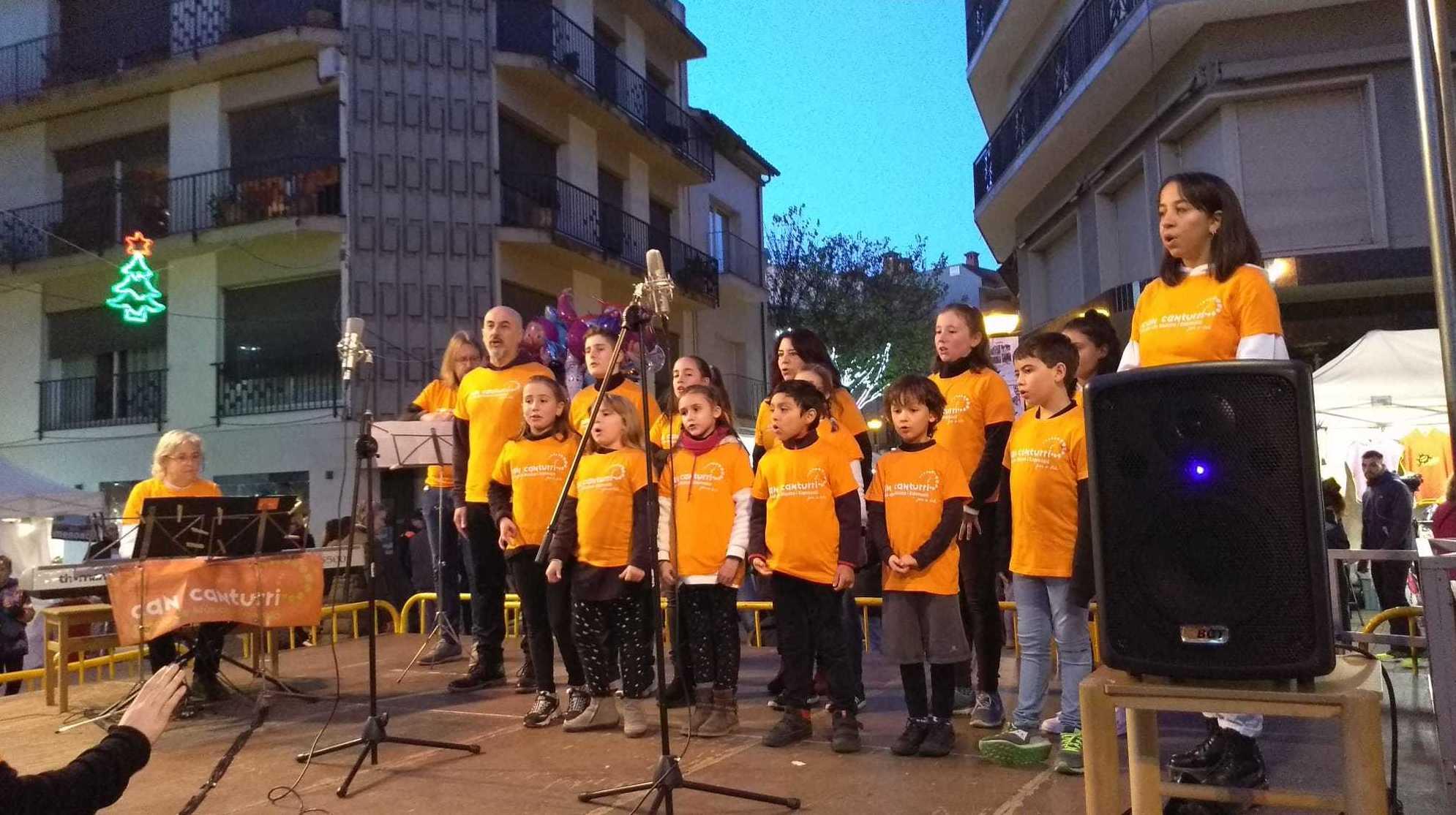 concert Fira de Nadal de Cardedeu 2019