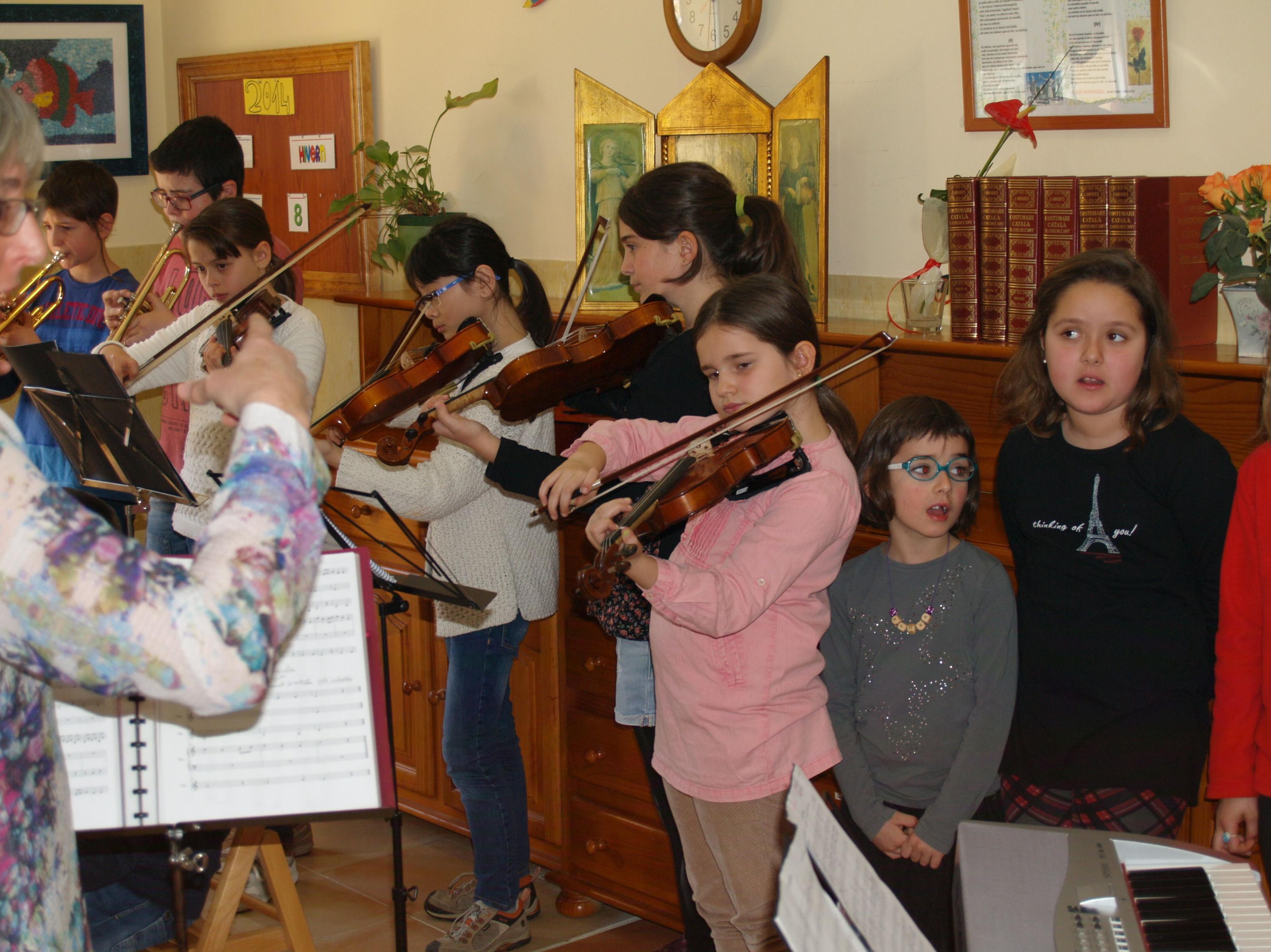 concert residencia d\u0027avis Rumy Març 2014