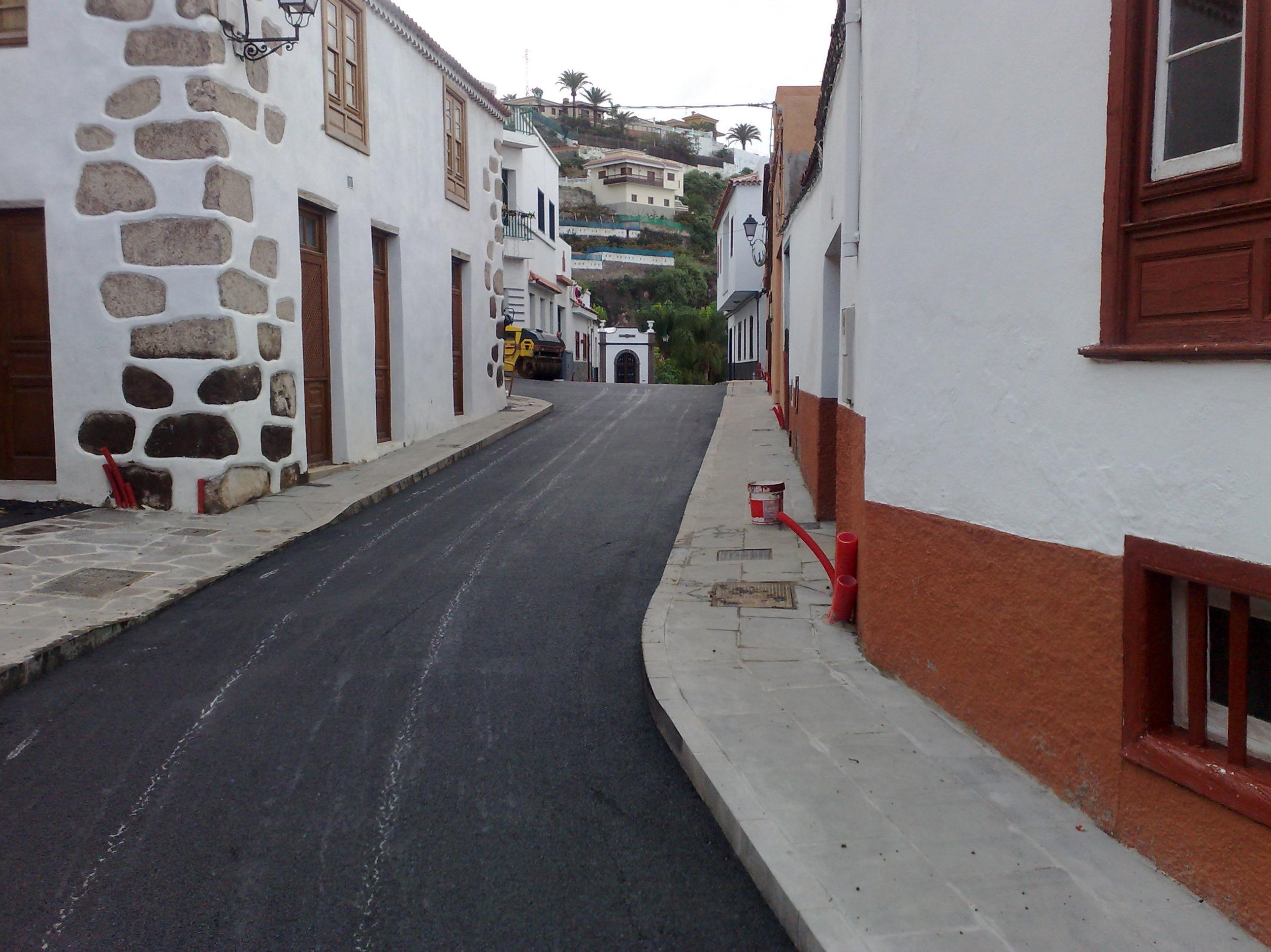 Foto 24 de Asfaltos en La Matanza de Acentejo | Asfaltos San José