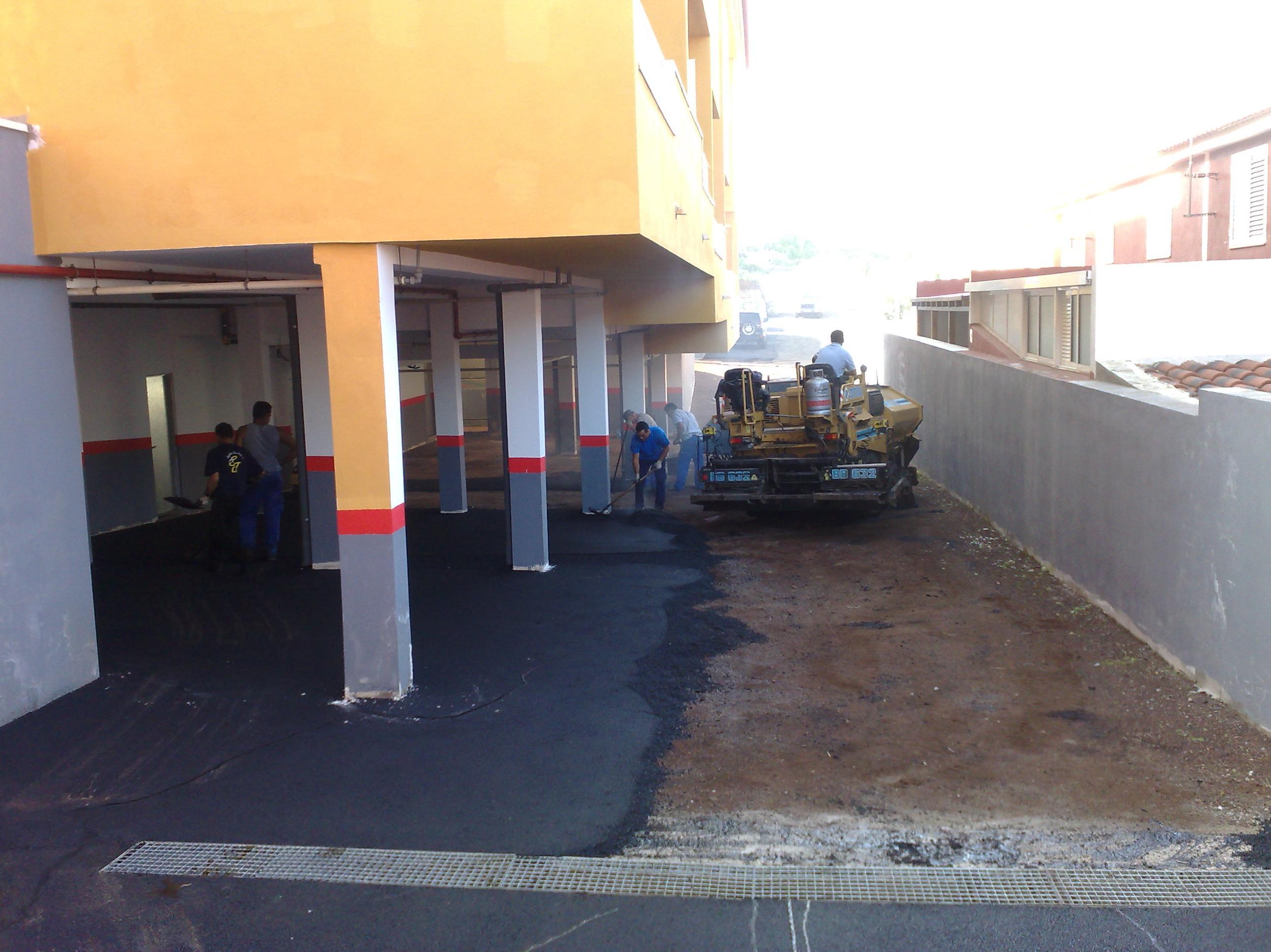 Foto 27 de Asfaltos en La Matanza de Acentejo | Asfaltos San José