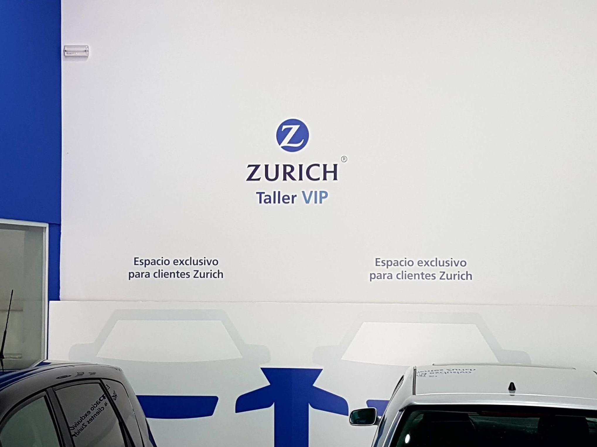 Multixapa ha sido nombrado TALLER VIP de ZURICH en Palma.