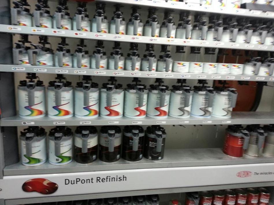 Pintura: Servicios y productos de Multixapa Chapa & Pintura