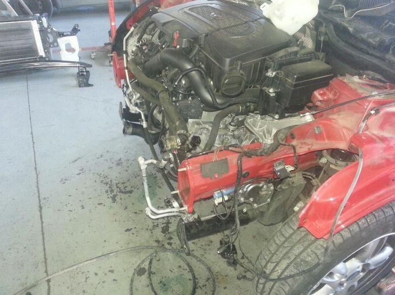 Reparación de carrocerías