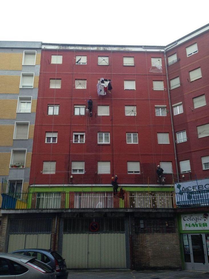 REHABILITACIONES DE FACHADAS EN CANTABRIA