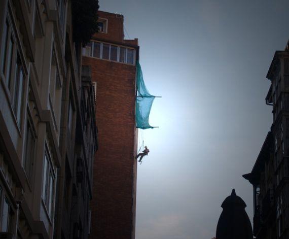 Foto 89 de Trabajos verticales en Torrelavega | Acebo Trabajos Verticales