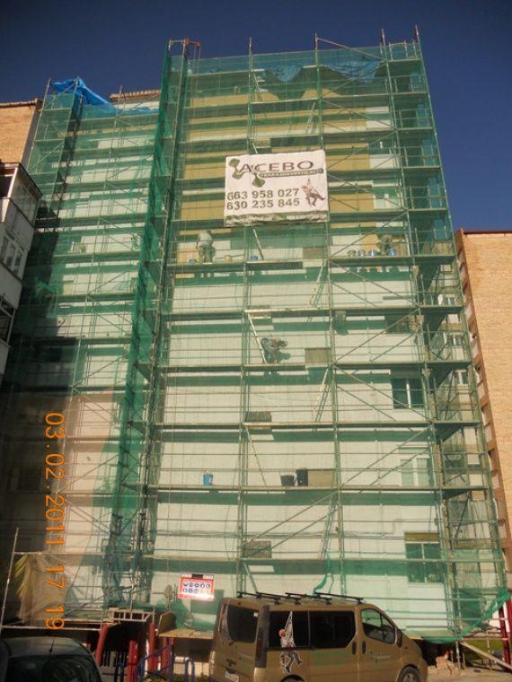 Foto 85 de Trabajos verticales en Torrelavega | Acebo Trabajos Verticales
