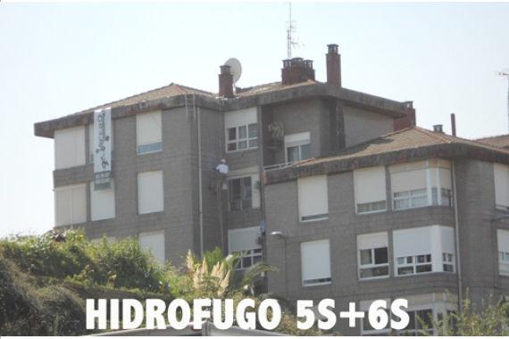 Foto 78 de Trabajos verticales en Torrelavega | Acebo Trabajos Verticales