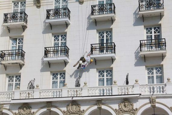 Foto 75 de Trabajos verticales en Torrelavega | Acebo Trabajos Verticales