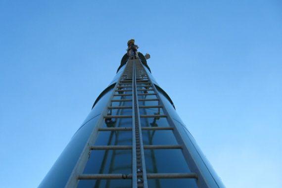 Foto 82 de Trabajos verticales en Torrelavega | Acebo Trabajos Verticales