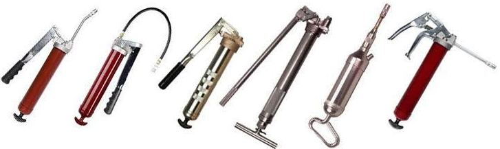 Pistolas de engrase en Bilbao