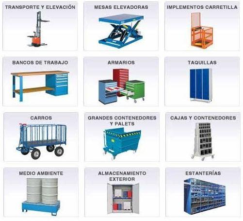 Manutención y almacenaje en Bilbao