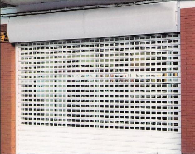 Foto 20 de Cierres y puertas metálicas en Madrid | Talleres Chacón