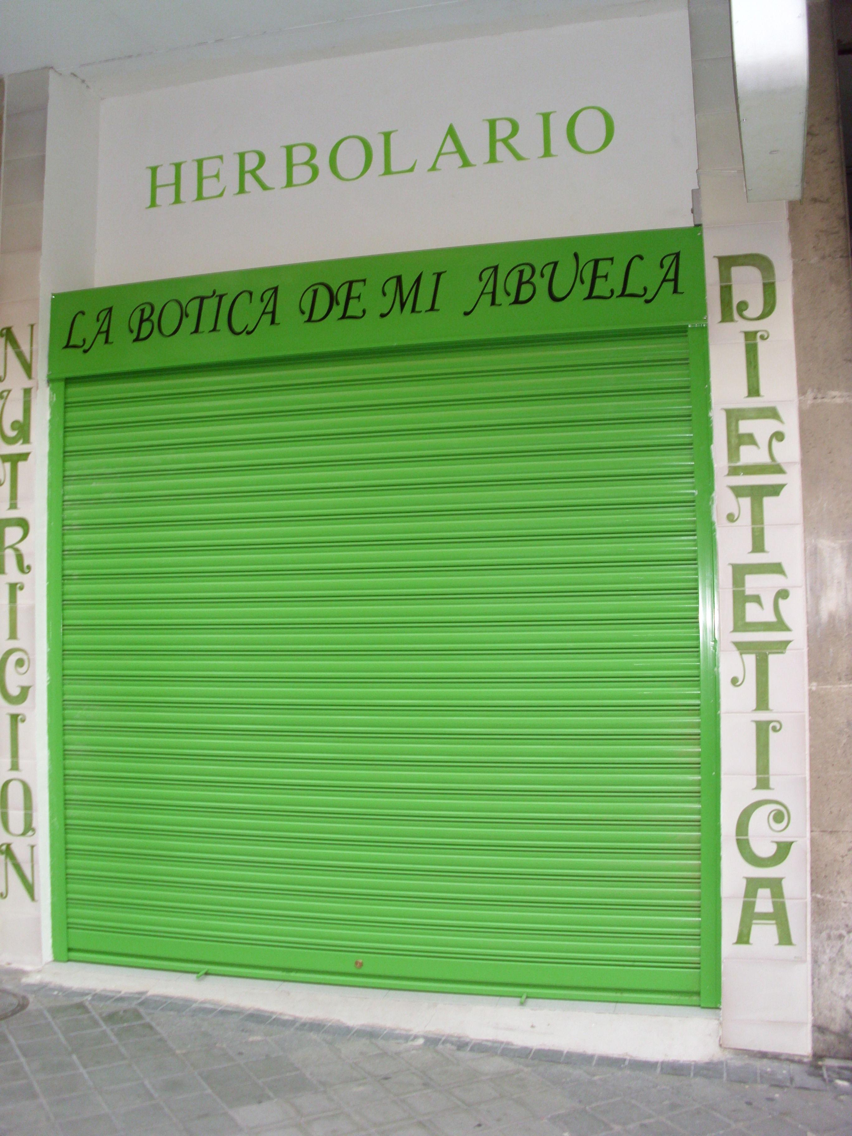 Foto 1 de Cierres y puertas metálicas en Madrid | Talleres Chacón