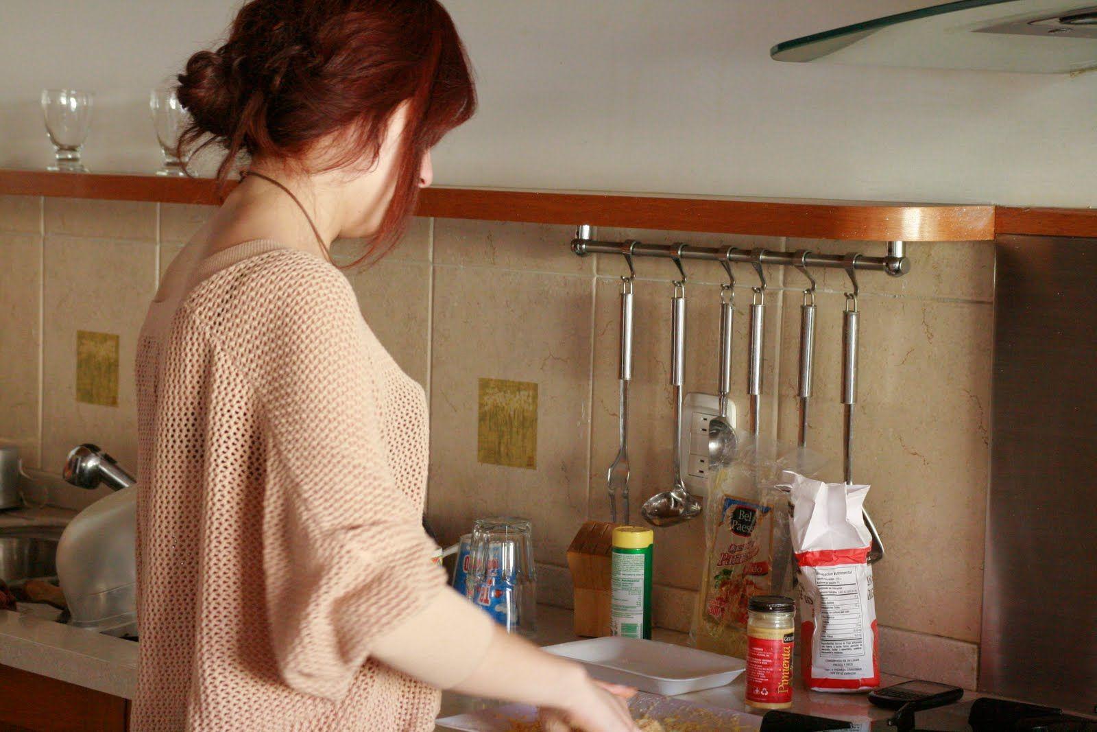 Preparación de comidas