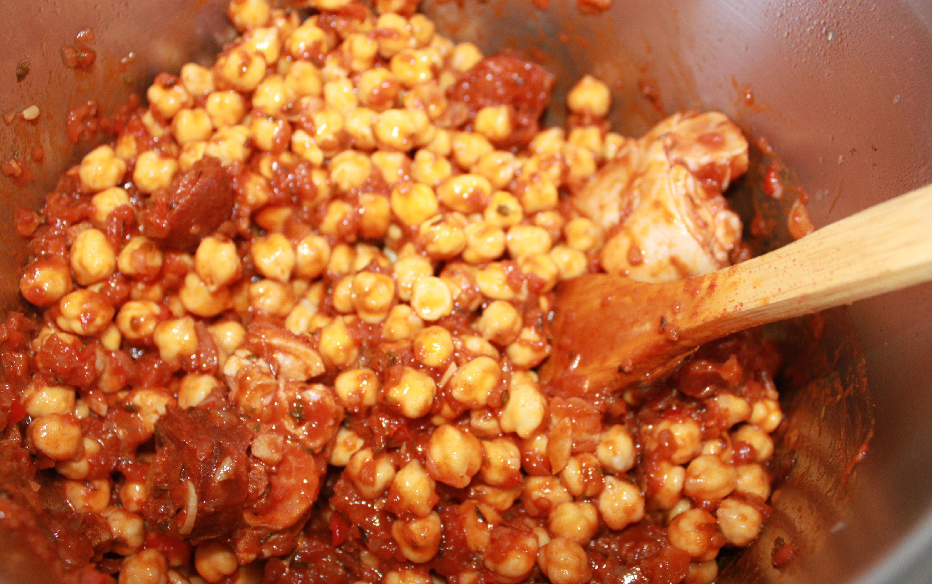Garbanzas: Nuestros productos de Restaurante Meson Del Norte