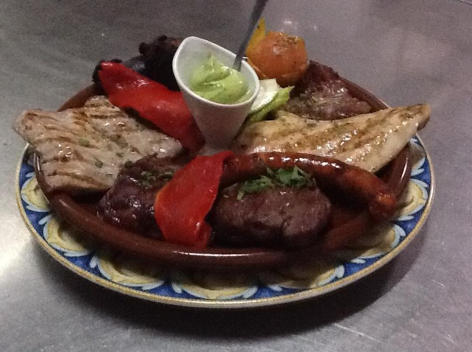 Foto 4 de Cocina canaria en Buenavista del Norte | Restaurante Meson Del Norte