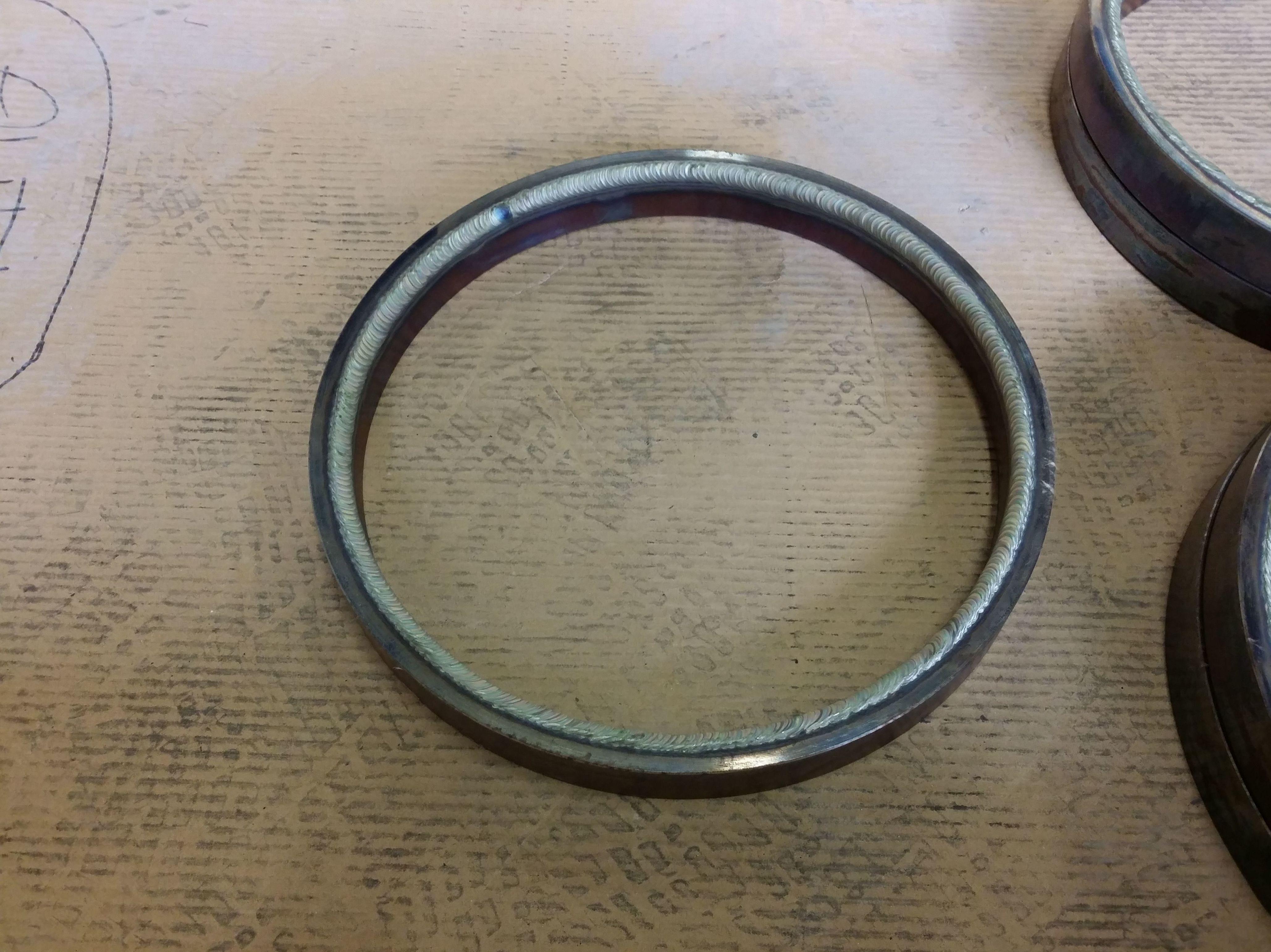 Piezas metálicas