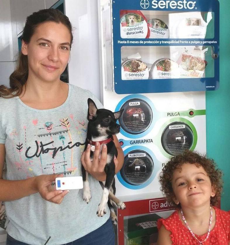 Vacunaciones veterinarias en Pilas