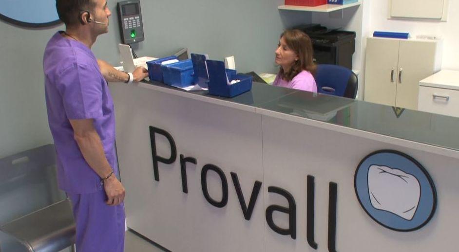 Foto 1 de Protésicos dentales en Valladolid | Provall Prótesis Valladolid