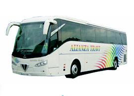 Foto 1 de Autocares en Sant Andreu de la Barca | Alianza Travi, S.A.