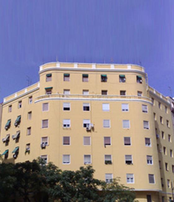 Rehabilitación de edificios. Aluminosis. Pintura. Deslunados