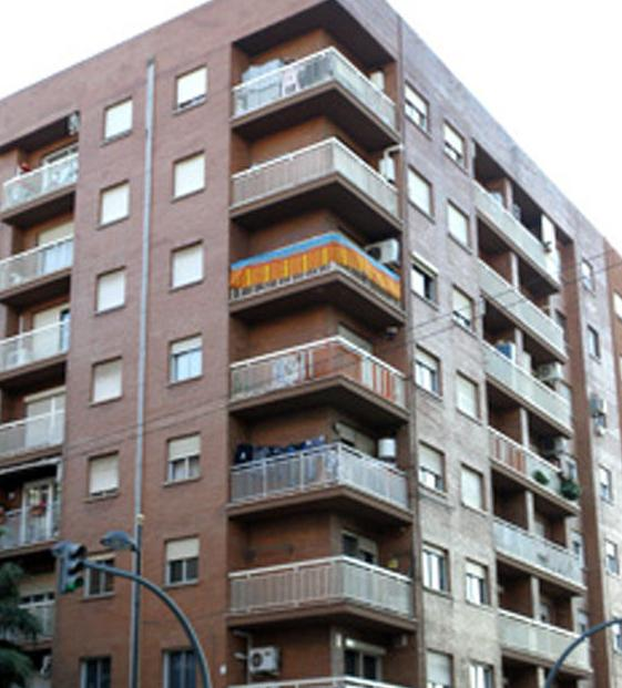 Restauración de fachadas, terrazas, cubiertas...