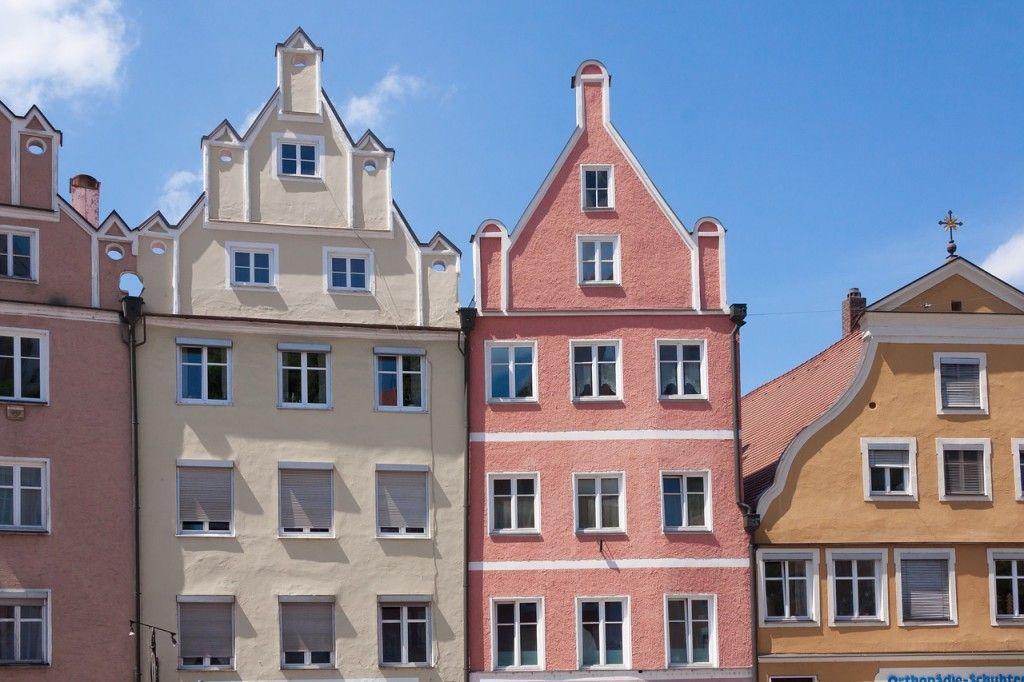Pintura de fachadas: Servicios de Sacovex