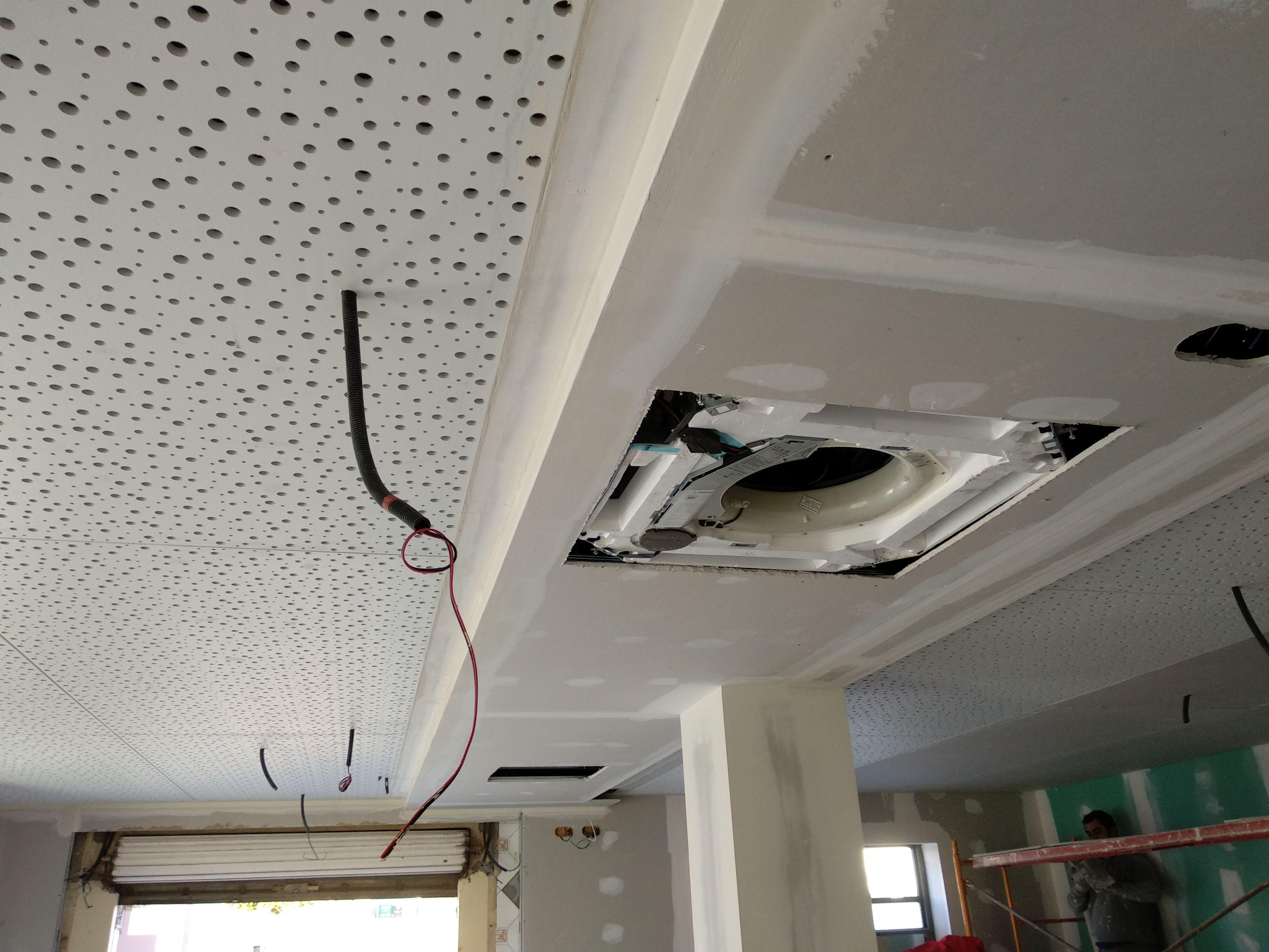 Foto 31 de Aislamientos acústicos y térmicos en Almería | Acoustic Drywall
