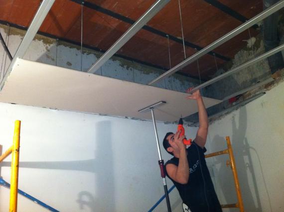 Foto 192 de Aislamientos acústicos y térmicos en Almería | Acoustic Drywall