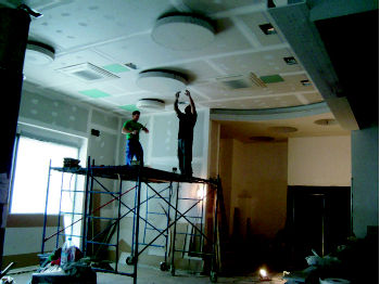 Foto 188 de Aislamientos acústicos y térmicos en Almería | Acoustic Drywall