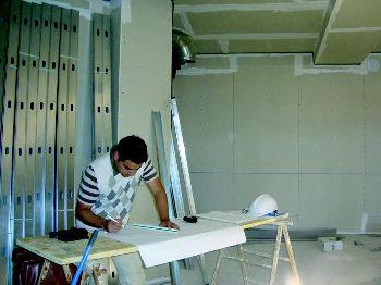 Foto 194 de Aislamientos acústicos y térmicos en Almería | Acoustic Drywall