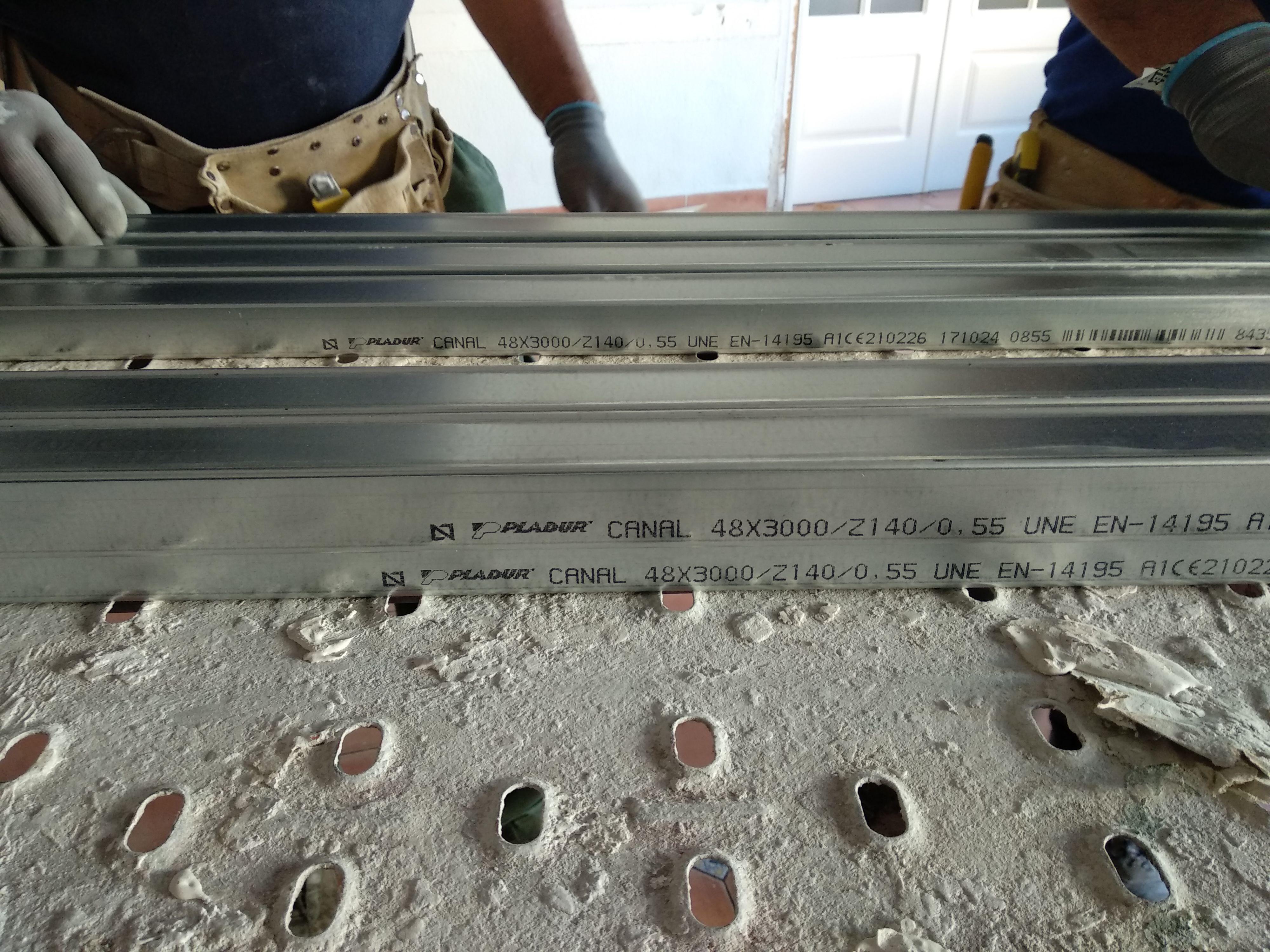 Foto 35 de Aislamientos acústicos y térmicos en Almería | Acoustic Drywall